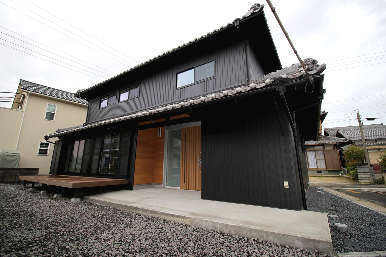 リノベーションで甦る木造住宅